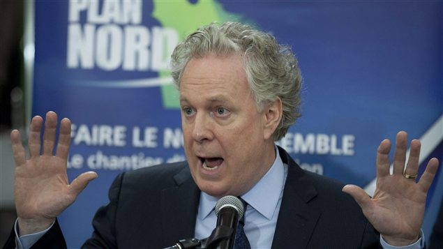 Le premier ministre Jean Charest (archives)