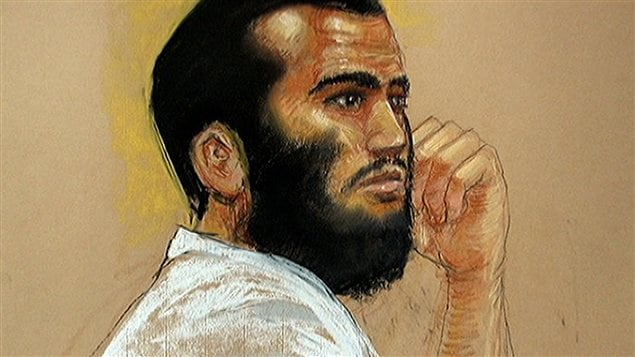 Portrait d&#39;Omar Khadr