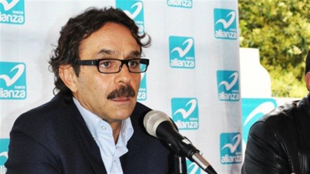 Gabriel Quadri, de la Nouvelle Alliance