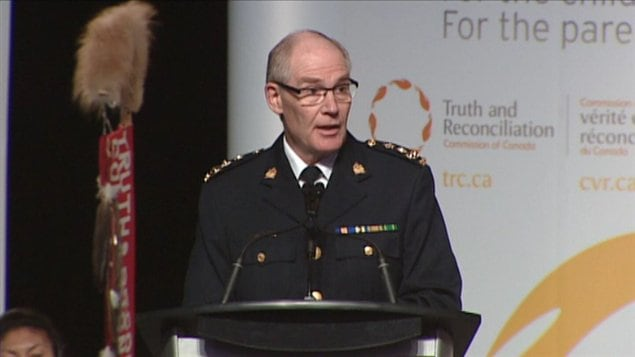 Clive Weighill, chef de police de Saskatoon