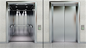 © iStockphoto | L'ascenseur