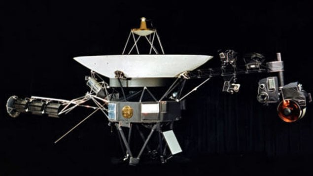 La sonde Voyager-1 est le premier objet de fabrication humaine à atteindre les limites du système solaire.