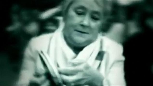 Pauline Marois aux casseroles