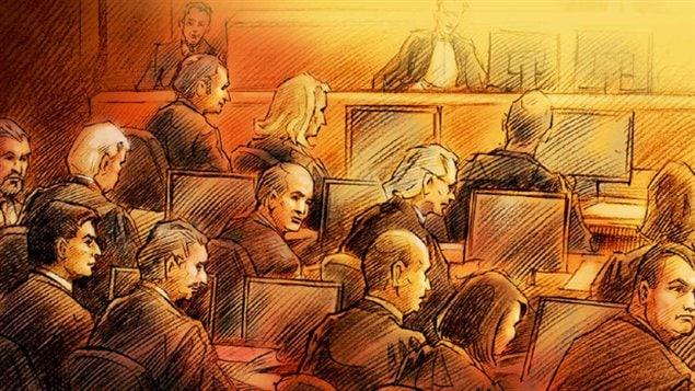 Le jury de la Cour supérieure de l'Ontario a rendu son verdict mercredi soir.