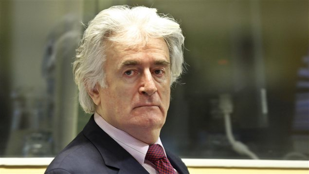 Radovan Karadzic