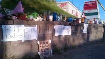 Hommage aux victimes de la tragédie d'Elliot Lake