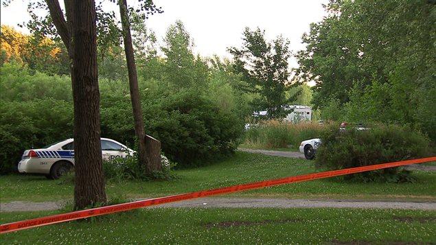 Parc Angrignon Montreal au Parc Angrignon