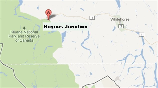 Haynes Junction Yukon