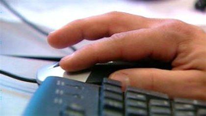 Souris et clavier d'ordinateur