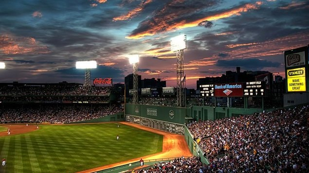 Fenway Park, crdit : Werner Kunz 