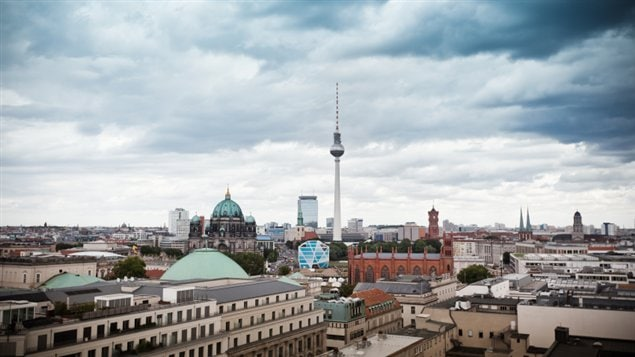 Berlin et la tour de tlvision|iStock