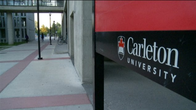 L&#39;Universit Carleton d&#39;Ottawa