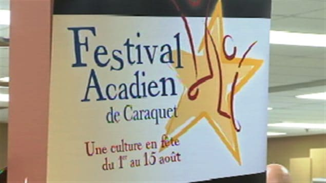 Le Festival acadien de Caraquet aura lieu du 1er au 15 aot.