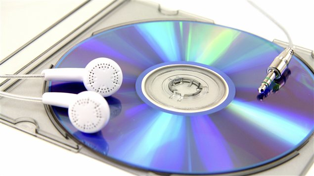 Disques compacts