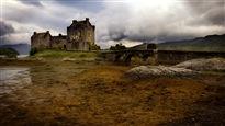 Paysage d'Écosse