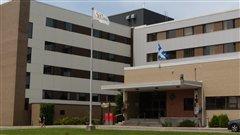 Le centre hospitalier de Sept-Îles