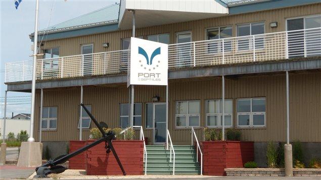 L'administration du port de Sept-Îles