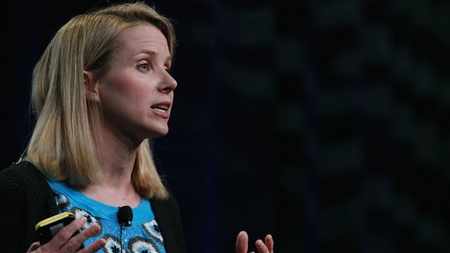 Marissa Mayer en 2010