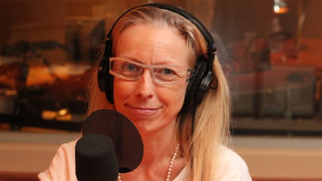 Marie Chouinard  © Radio-Canada/ Marie-Sandrine Auger