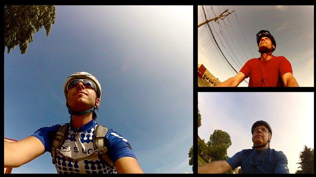 Pas facile de circuler efficacement à vélo sur la Rive-Nord!