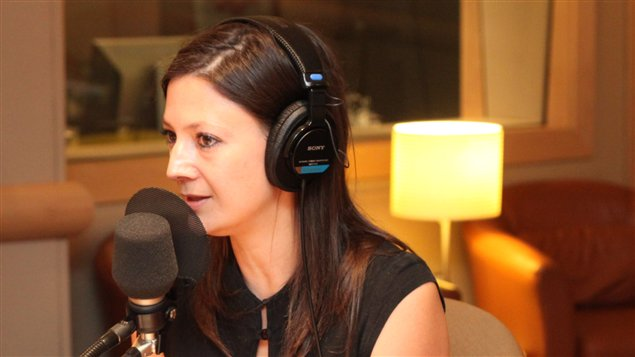 Marie-H�l�ne Poitras|�Radio-Canada /Camille Lavoie