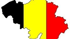 La Belgique aux couleurs du drapeau.