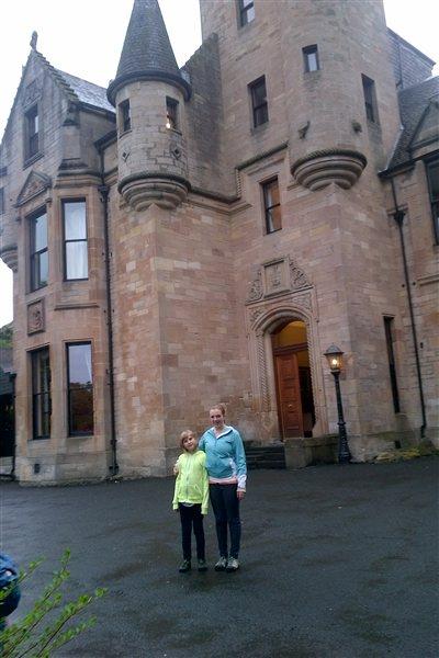 Carnet de voyage 2 : Vie de château à Stirling
