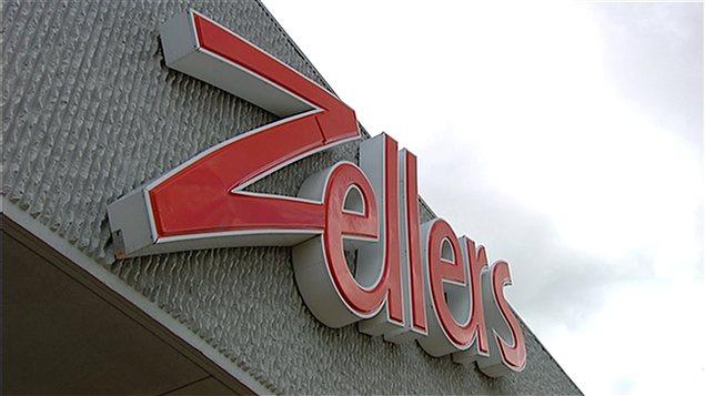 Logo de Zellers