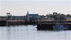 Municipalité de Godbout, sur la Côte-Nord