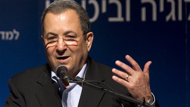 Ehoud Barak