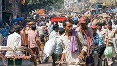 Surpopulation en Inde