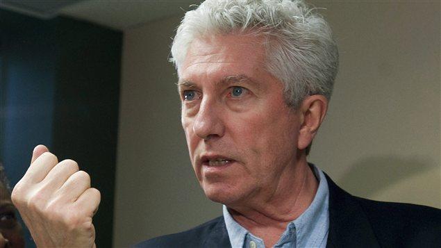 Gilles Duceppe, l'ex-chef du Bloc québécois