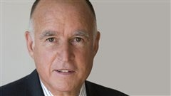 Jerry Brown, gouverneur de l'�tat de Californie