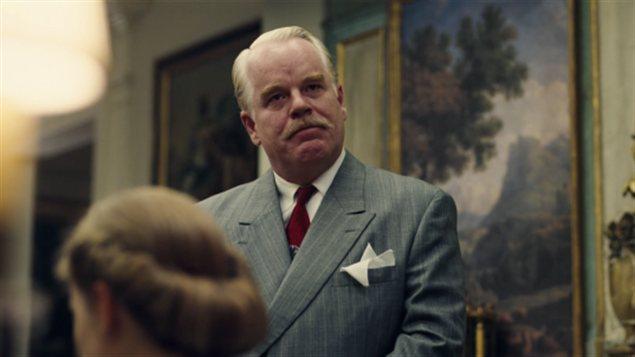 Une scène du film The master