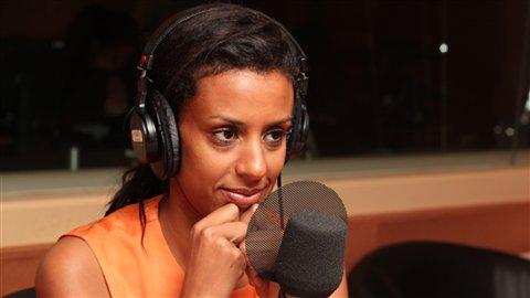 Rebecca Makonnen  �Radio-Canada/Marie-Sandrine Auger
