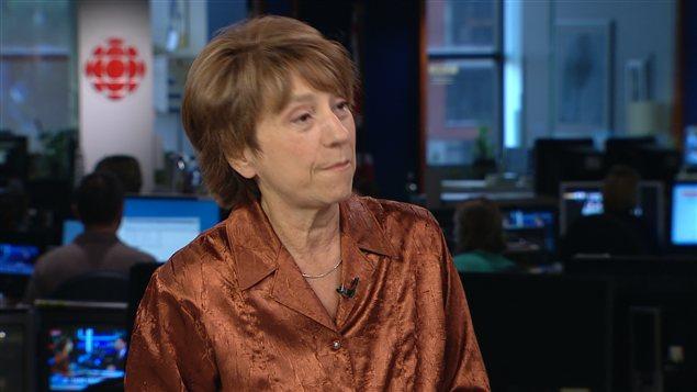 Françoise David affirme que le cadre financier de son parti est fondé sur des valeurs fondamentales.