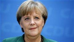 La Chancelière de l'Allemagne, Angela Merkel