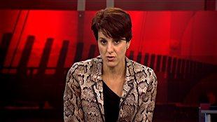 La candidate péquiste Djemila Benhabib