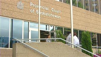 Cour provinciale de la Saskatchewan à Regina