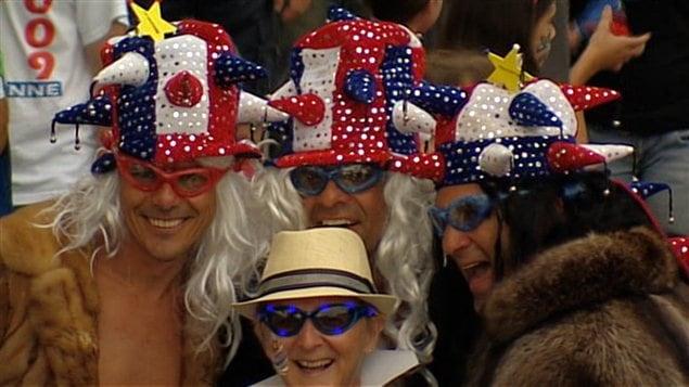 Le 15 août, les Acadiens célèbrent leur fête nationale