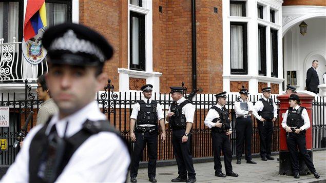 Ambassade Syrie Londres