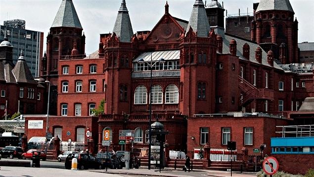 L'hôpital pour enfants de Birmingham