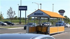 Affiche de Rona