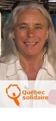 Québec solidaire : Manon Massé, une «femme qui sort des