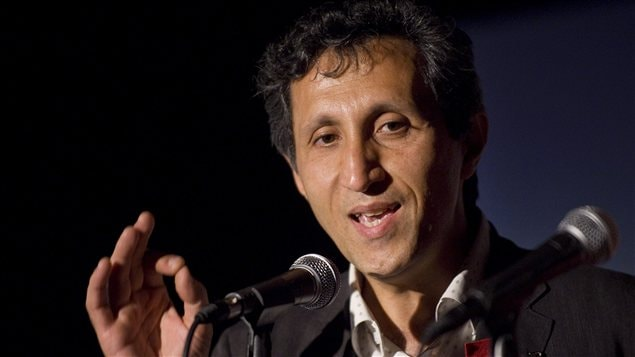Le porte-parole de Qu&#233;bec solidaire Amir Khadir (archives)