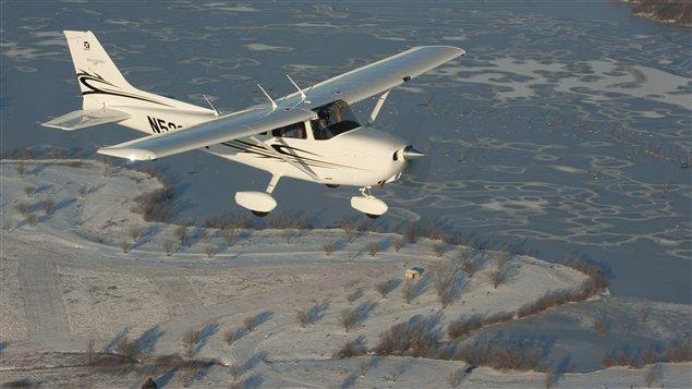 Un appareil Cessna