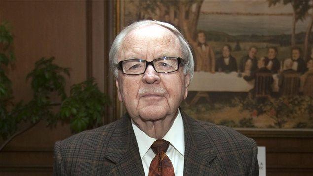 L'ancien député péquiste Yves Michaud.