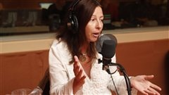 Ren�e-Claude Brazeau � Radio-Canada/Marie-Sandrine Auger