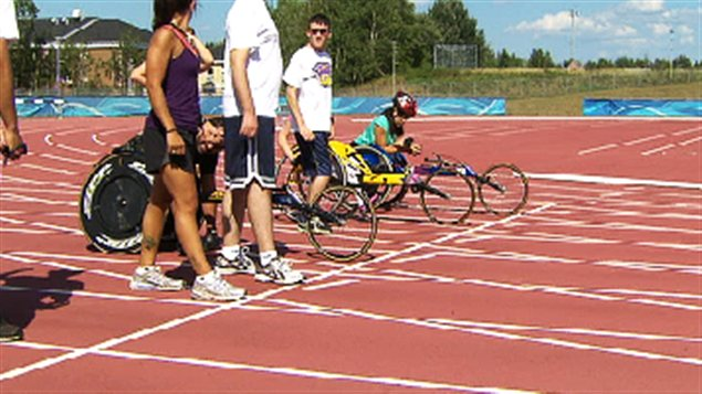 Sports paralympiques