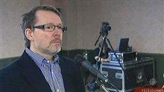 Michel Venne, directeur de l'Institut du Nouveau Monde